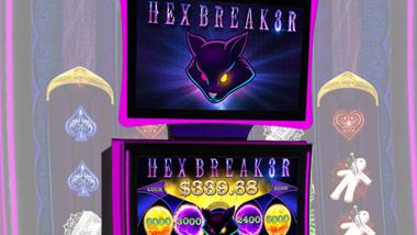 hexbreaker 3 slot machine