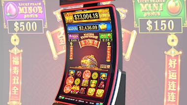 Jin Ji Bao Xi Slot machine