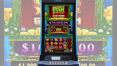 Mighty Cash Xtra Reel Guo Nian slot reel